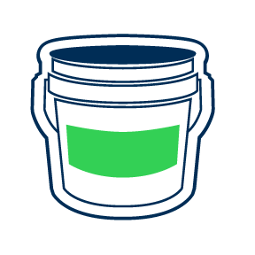 Powder Pail Icon