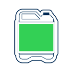 Liquid Pail Icon