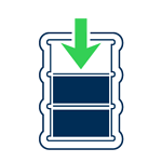 Chemical Packaging Icon