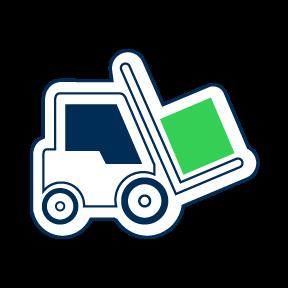 Warehousing & Fulfillment Icon