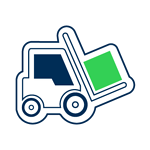 Warehousing & Fulfillment Icon